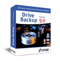 Paragon Drive Backup 9 Personal Edition