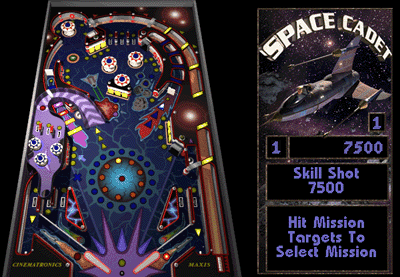 Full Tilt - 3D Pinball - Space Cadet