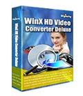 WinX HD Video Converter Deluxe