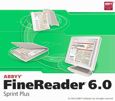 ABBYY FineReader 6 Sprint