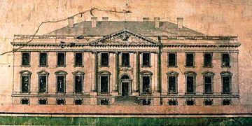 James Hoban's design of the White House