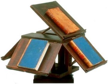 Revolving Bookstand, Thomas Jefferson