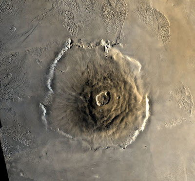 Viking - Olympus Mons