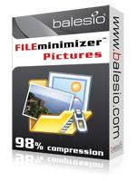 Balesio FILEminimizer Pictures 2.0