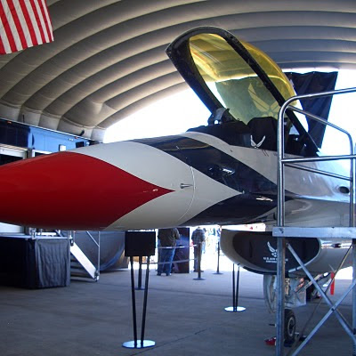 United States Air Force Thunderbirds - Tent