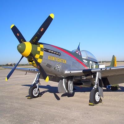 P-51 Mustang - Gunfighter