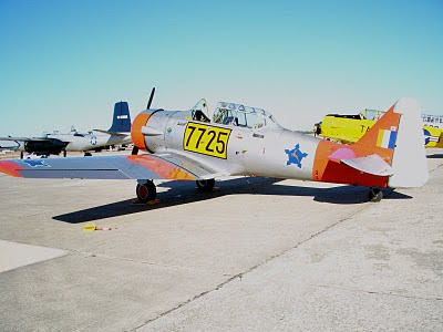 Lackland AFB Air Fest: T-6 Texan