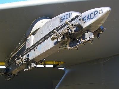 Lackland AFB Air Fest: B-52 Stratofortress - Left Pylon