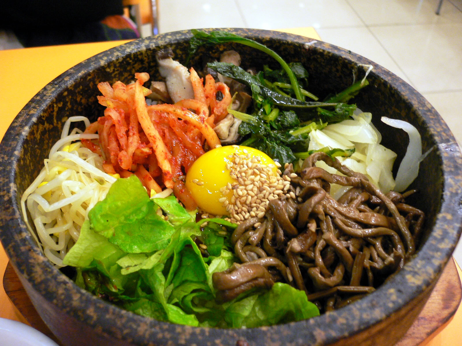 [Korean.food-Bibimbap-02]
