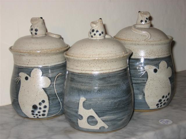 mouse pots