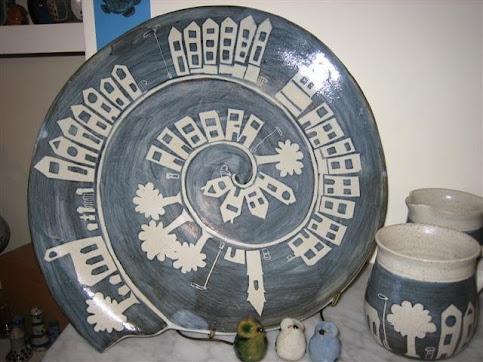 spiral dish