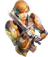 Male Human Swordsman