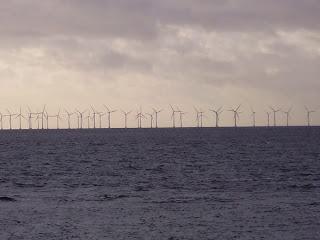 Vattenfalls vindkraftpark på Lillgrund, Öresund