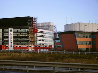 Vasakronans tillbyggnad av Ericssons kontor i Lund