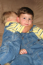 CoCo hugging Carter