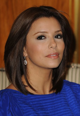 Hairstyles fashion eva longoria short trendy hairstyles gallery eva longorias medium short hair urmus Choice Image