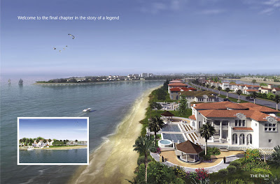 Dubai Islands - Residential Developments – developments for Leisure