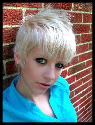 2011 bleach hairstyles