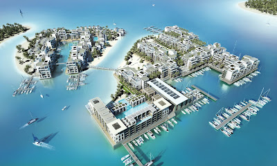 Taking On The Miracle of Geographical Creation - The World Islands Dubai