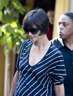 Short hairstyles Katie Holmes Short Haircuts 3