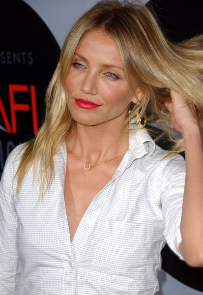 Cameron Diaz Latest Hairstyles