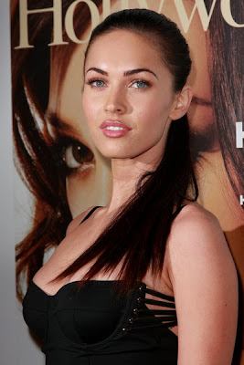 Megan Fox Hair Pics