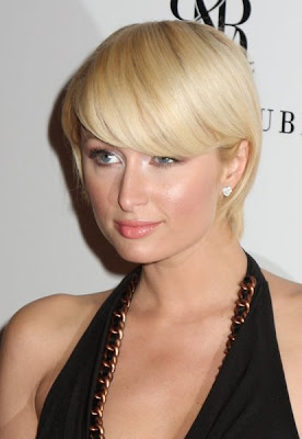 Paris Hilton Hairstyles - Haircut 2010