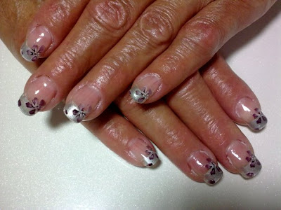 Intensive Repair Beautiful Nail Art