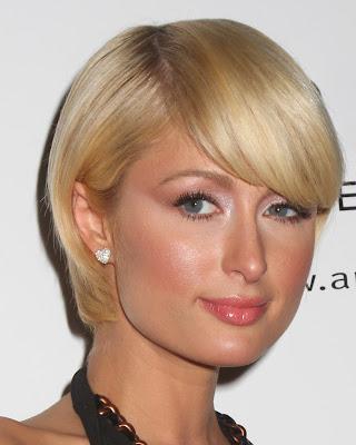 Blonde Angled Bob Haircuts 2009-2010 Hair Season