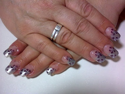 Started Your Fashion With Nail Art Designs 2010