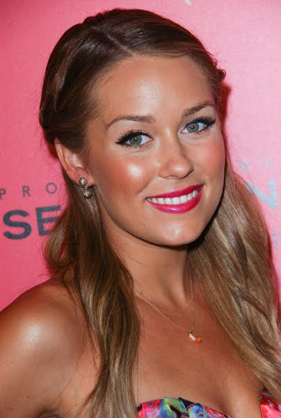 lauren conrad face shape