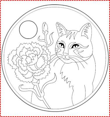 Медали раскраски 5