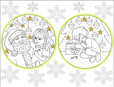 Nicoles Free Coloring Pages Winter Coloring Page
