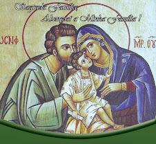 JESUS,MARIAE SÃO JOSÉ,NOSSA FAMÍLIA,VOSSA É.