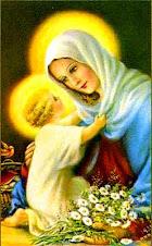Maria,mãe do puro amor