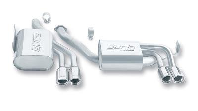 Borla Performance Exhaust BMW M3 E46
