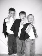 Marc, Drew & Matthew