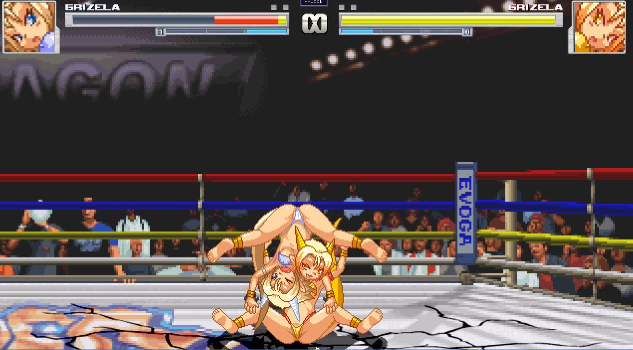 Mugen Virtual Soles: Mugen - Grizela, the wrestling ...