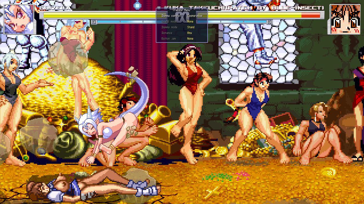 Mugen Virtual Soles: Mugen - Grizela, the wrestling ...