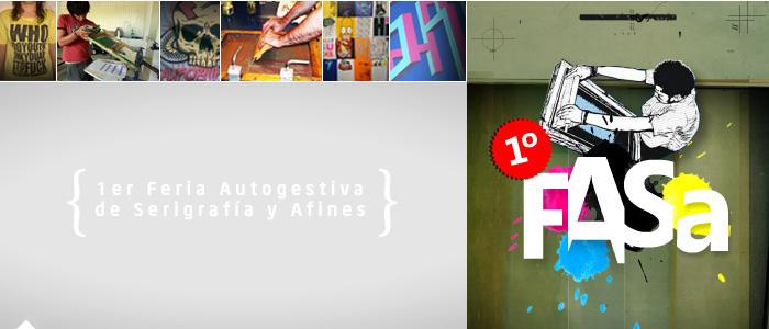Feria Autogestiva de Serigrafia y Afines