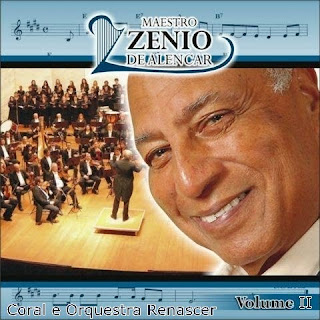 Coral Jovem e Orquestra Renascer - Maestro Z�nio de Alencar apresenta Coral e Orquestra Renascer Volume 2 1972