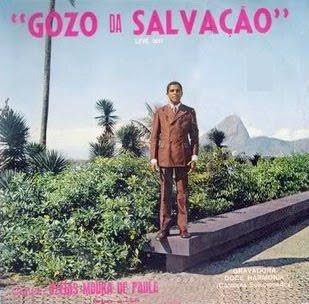 Ozéias de Paula Gozo da Salvação 1972