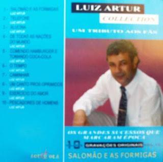 Luiz Artur – Salomão e as Formigas