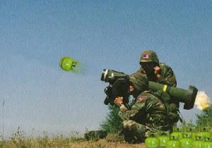 Roket Tabung Gas ELPIJI