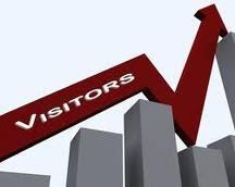 cara meningkatkan visitor