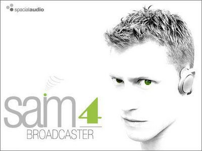 SAm broadcaster Descarga+Total