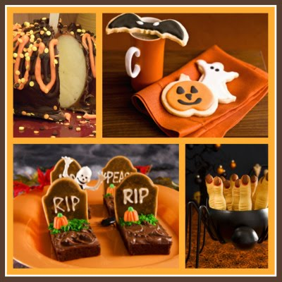 Daily news 365 daily news updates halloween desserts for Halloween desserts recipes with pictures