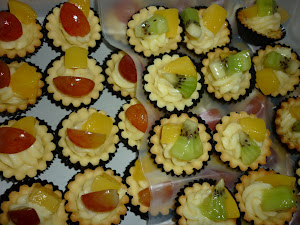 Fruit Tart (Size S)