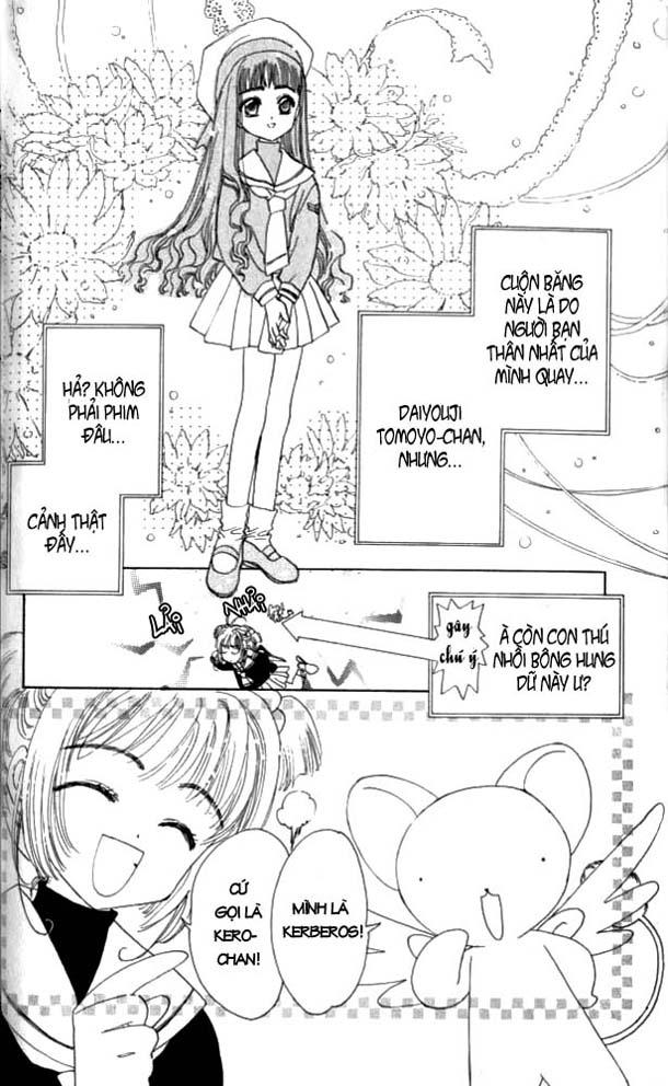 Card Captor Sakura – Thủ Lĩnh Thẻ Bài chap 1 Trang 14