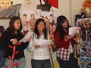 Este grupo de chicas fue lo mejor jaja de verdad que son las que ponen el . sdc